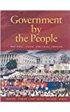 Government by the People: National, State, and Local Version (0132332833) by Magleby, David B.