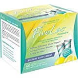 Global Health Trax Fivelac, .053 Ounce Packets 60-Count ~ Global Health Trax