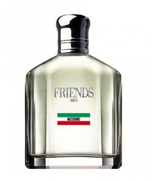 Moschino Friends Deodorante 75 ml Spray Uomo