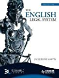 The English Legal System, 6th Edition Jacqueline Martin