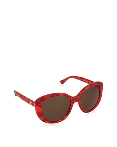 Dolce & Gabbana Gafas de Sol 4248 292373 (55 mm) Rojo