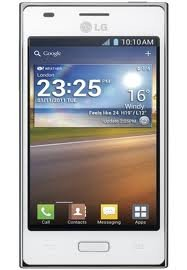 LG Optimus L5 E610 Unlocked GSM Phone with Android OS 4.0, Touchscreen, 5MP Camera, Video, GPS, Wi-Fi, Bluetooth, FM Radio and microSD Slot - White
