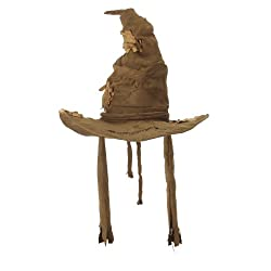 Funny product One Size Adult Harry Potter Costume Sorting Hat - Brown