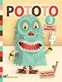 Pototo, Tres Veces Monstruo/ Pototo, Three Times Monster (Libros-Album Del Eclipse) (Spanish Edition)