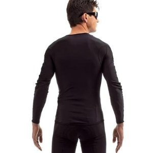 Buy Low Price Assos 2012 Men's Fallinteractive Long Sleeve Body Insulator Base Layer – Black – 13.40.403.10 (XLG) (B004YWFID4)