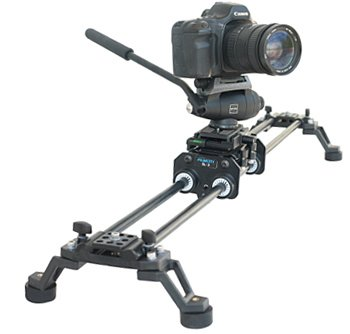Flyfilms FILMCITY Video Camera smooth Slider Dolly rail For DSLR DV Nikon Sony Canon