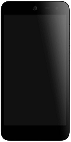 Micromax Canvas Nitro 4G E455 (Black)