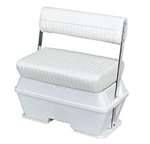 Wise 50 Quart Swingback Cooler Seat by Wise