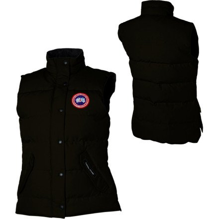 Canada Goose Freestyle Down Vest - Women's Spirit, M