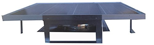 Amtrak Solar Most Powerful Roof Top Solar Attic Fan, 60W (Solar Fan Roof compare prices)