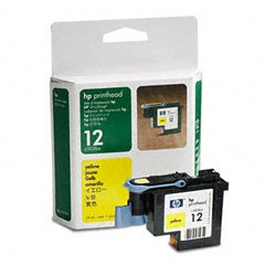 Hewlett Packard [HP] No. 12 Inkjet Printhead 14ml Yellow for HP Business 3000 Ref C5026A