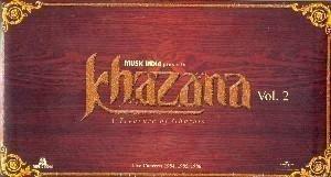 Khazana Vol. 2 - A Treasure Of Ghazals Live Concerts 1984,1985,1986