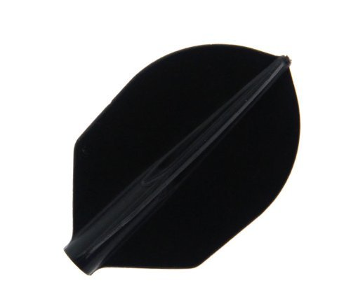 Edge Sports Master Flight Leaf Shape Black