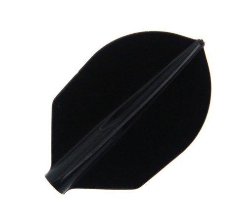 Edge Sports Master Flight Leaf Shape Black
