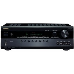 Onkyo TX-SR508B 3D Ready Audio Visual Receiver