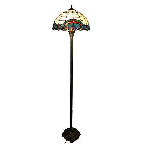 lampadaire-vintage-shade-vitrail-et-sculpte-base-de-resine-nuomeijur-nmj077