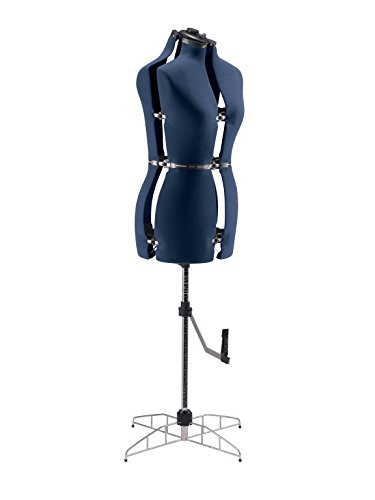 Singer DF251 Adjustable Dress Form, Medium/Large (Dress Forms For Sewing Large compare prices)