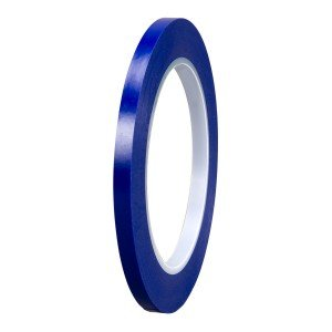 3M 06405 #471 Blue Plastic Tape 1/4 Made By 3M