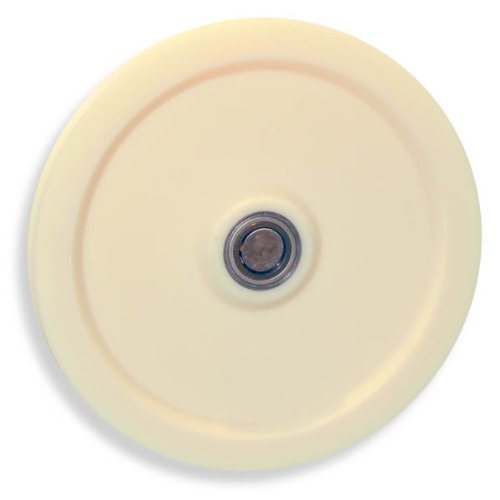 """Isheaves 13-Nf Nylon Sheave (Pulley) 13"""" Root Dia.,15"""" Od, 1"""" Flat Groove front-956609"""