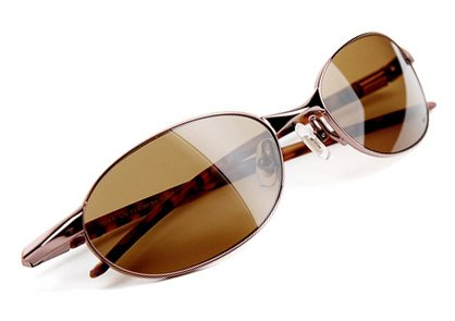 Nike 4103 Sunglasses Walnut-Tortoise Flexon Frame