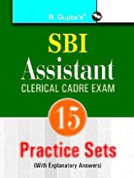 SBI- Assistants (Clerical Cadre) Practice Papers (With Tips for Online Test)