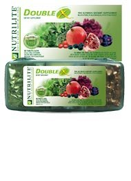 NUTRILITE® DOUBLE X® Vitamin/Mineral/Phytonutrient - Case with 31-day Supply