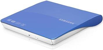 Lecteur - graveur externe CD-DVD SAMSUNG SE208DBTSLS BLEU