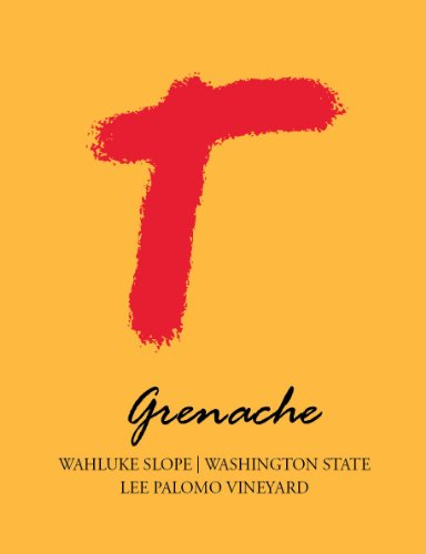 2009 Tagaris Winery Wahluke Slope Grenache 750 Ml
