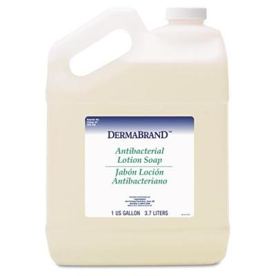 Antibacterial Liquid Soap, Unscented Liquid, 1gal Bottle, 4/carton