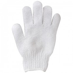 Cuccio White Exfoliating Glove - 3048-W