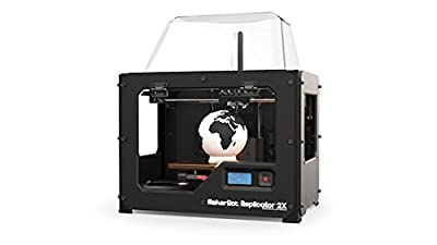 MakerBot Replicator 2X Experimental 3D Printer