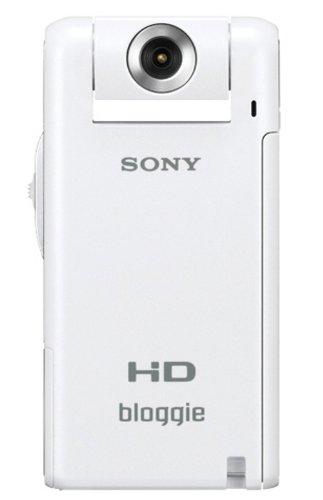 SONYモバイルHDスナップカメラ bloggie PM5K ホワイト MHS-PM5K/W
