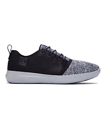 Under Armour Charged 24/7 Low Sneaker uomo, nero/grigio, 13.0 US - 47.5 EU