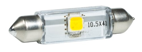 Philips 43mm festoon X-tremeVision LED 6000K Interior light (Pack of 1) (Ford Escape Dome Light compare prices)