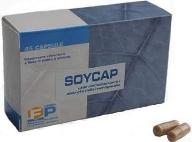 farma planta + Soja-basierte Ergänzung cap Soja-Isoflavonen bei postmenopausalen Osteoporose 2 Packungen 45cp