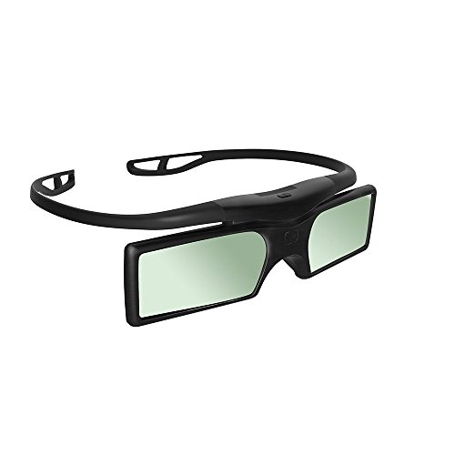 3D Glasses - Gonbes G15-BT Bluetooth 3D Active Shutter Stereoscopic Glasses For TV Projector Epson / Samsung / SONY / SHARP Bluetooth 3D