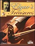 Elgars Treasures: for Violin and Piano (Fentone Play Along Books)