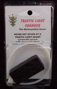 Traffic Light Changer Specifically for Your Motorcycle, Moped or Scooter