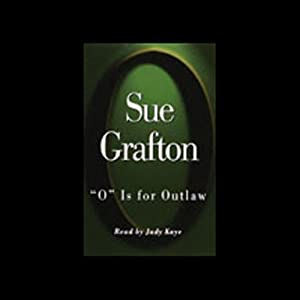 O is for Outlaw Audiobook