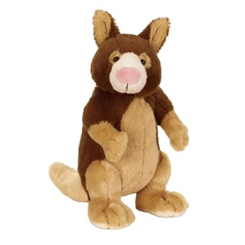 Webkinz Plush Stuffed Animal - Tree Kangaroo