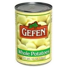 Gefen Potatoes Whole 15 Oz. (Pack Of 24)