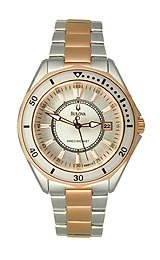 Bulova Precisionist Three-Hand Stainless Steel Women's watch #98M113