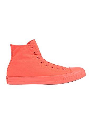 Converse Mandrini 150523F Chuck Taylor All Star Mono Rosso Rosso, Converse Schuhe Unisex Sizegroup 10:38