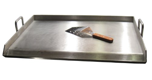 Image result for Stainless Steel Flat Top Griddle
