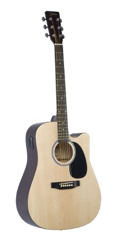 Johnson Jg-610-Ce-Na 610 Player Series Acoustic/Electric Guitar