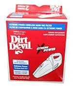 Dirt Devil Quick Power Hand Vac