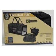 Dog Supplies Original Bag Black (Large) 19&Quot; X 11.75&Quot; X 11.5&Quot; from Quaker