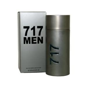 Men's Cologne Blue Bottle