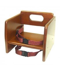 Wood Booster Seat front-1026775