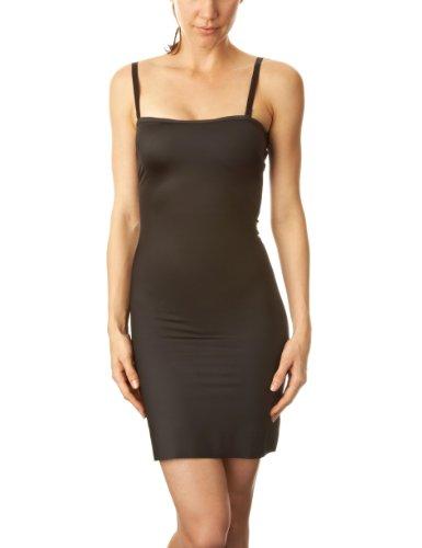 Spanx Women's Slimplicity Strapless Slip Black X-Large